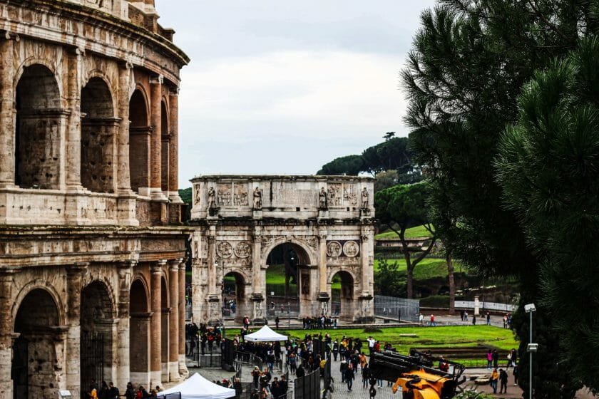 places to visit in Rome