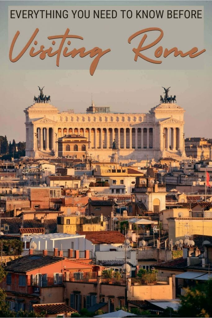 Check out these useful tips for traveling to Rome - via @strictlyrome