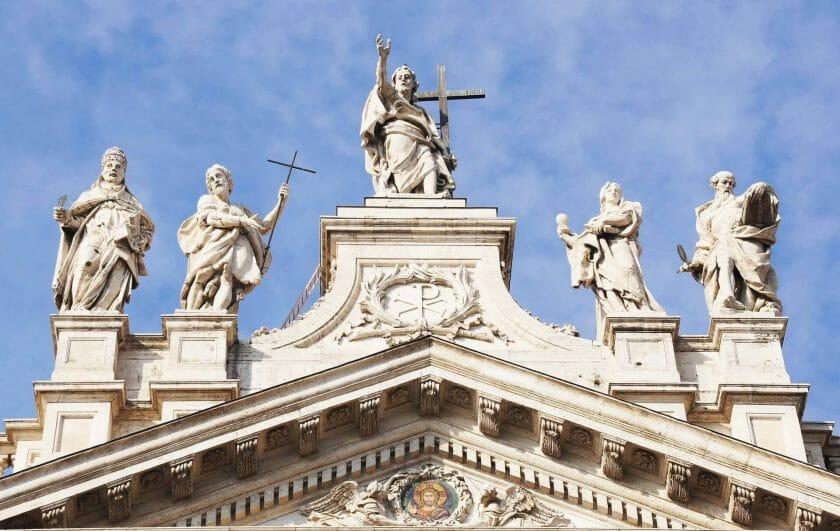 St John in the Lateran