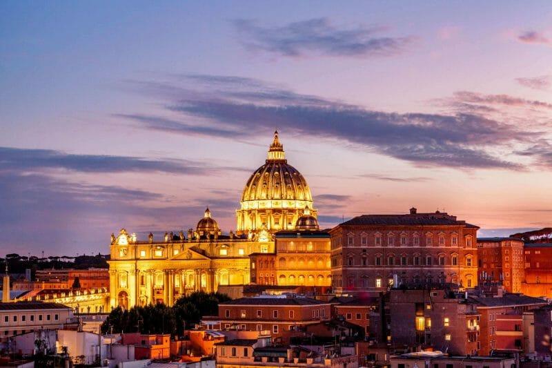 where is Rome