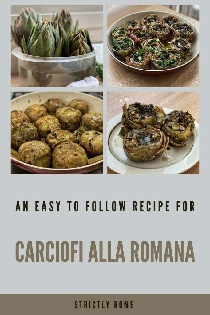 Discover how to make carciofi alla romana - via @clautavani
