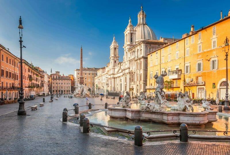 Piazza Navona Hotels