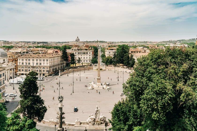 Rome squares