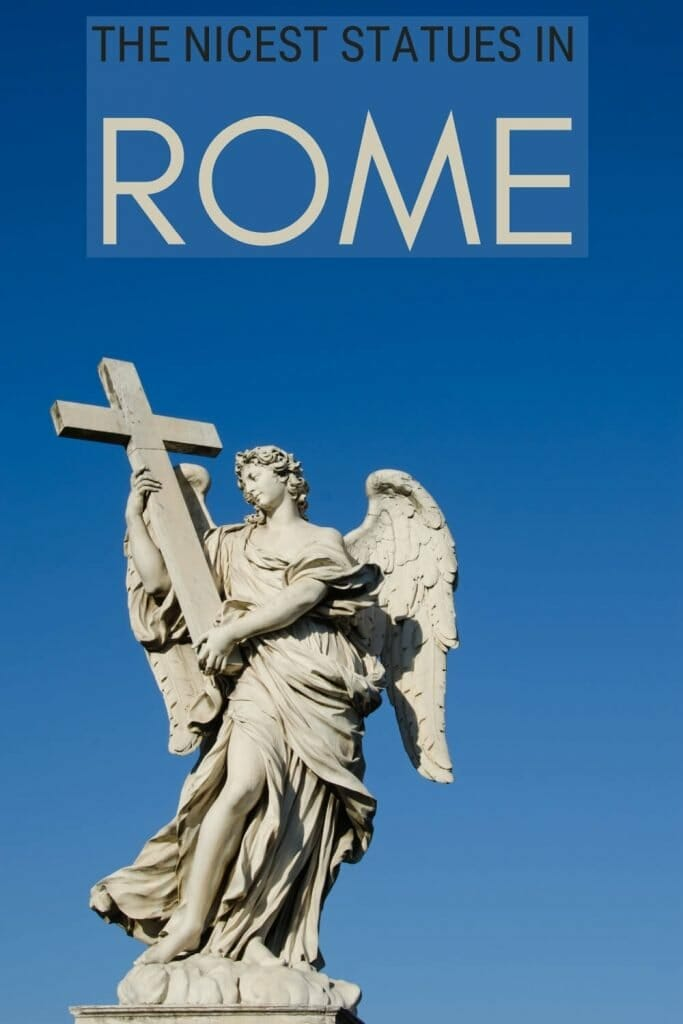 Check out this post about the nicest statues of Rome - via @strictlyrome