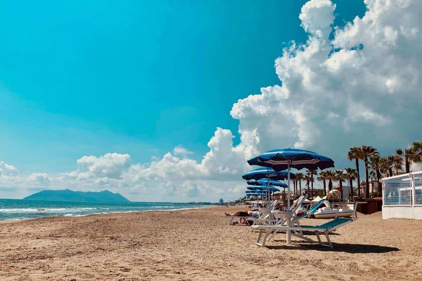 Rome beaches