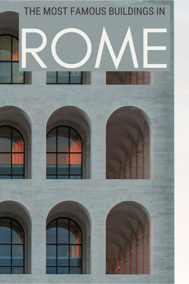 Discover the most famous buildings in Rome - via @clautavani