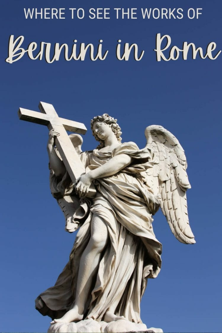 Discover where to admire the works of Bernini in Rome - via @strictlyrome