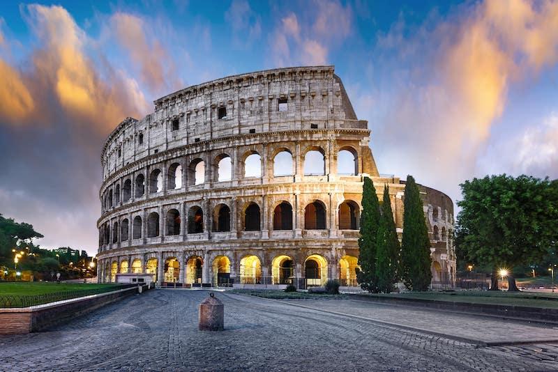 Best views of Rome