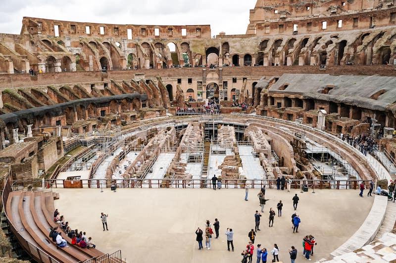 Colosseum hotels