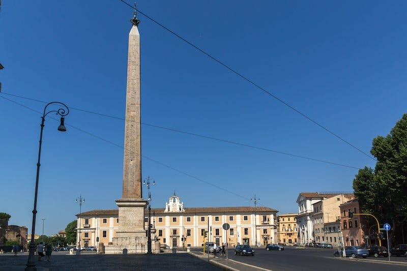 Lateranense Obelisk
