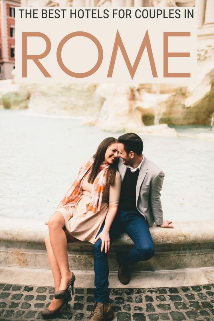 Check out the most romantic hotels in Rome - via @strictlyrome