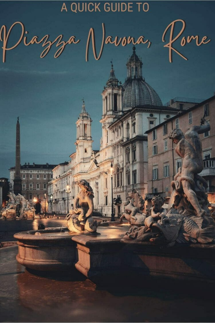 Discover what you must know about Piazza Navona, Rome - via @strictlyrome