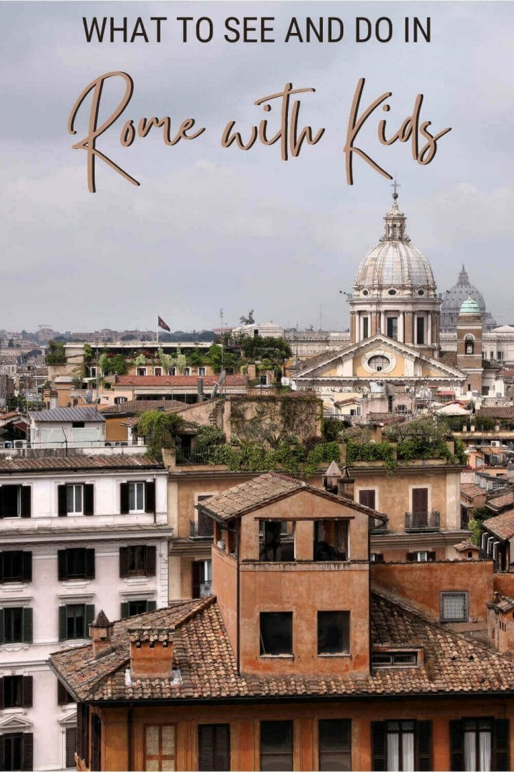 Discover how to have fun in Rome with kids - via @strictlyrome