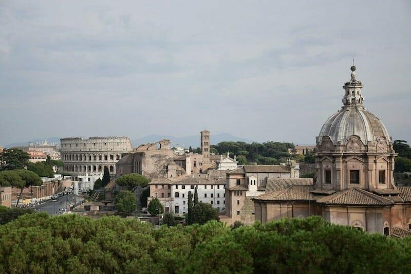 Rome birthday