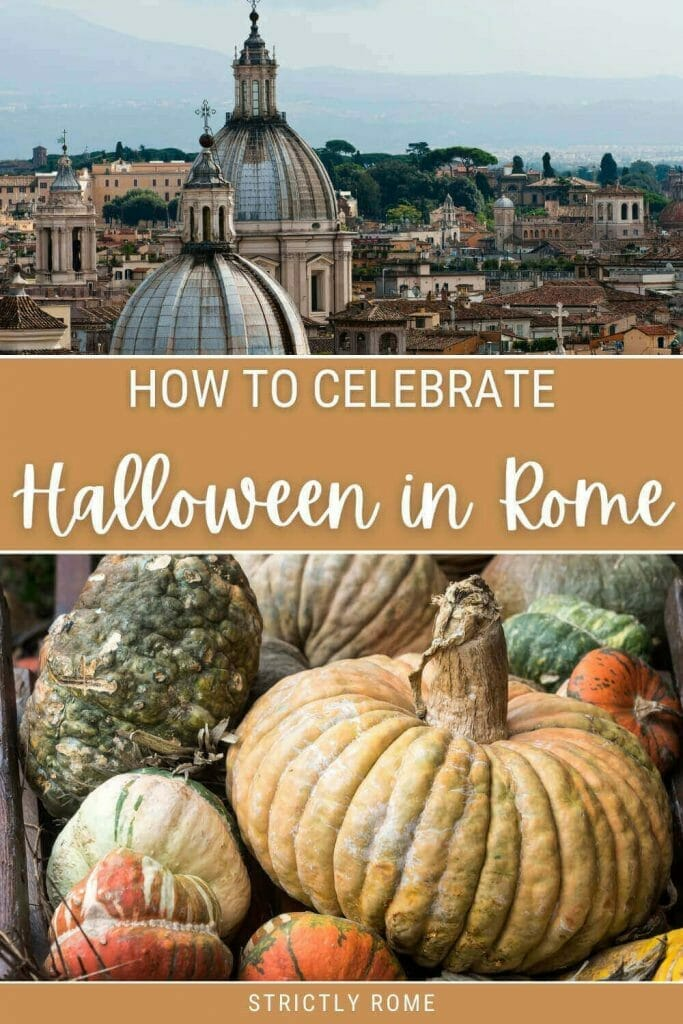 Discover how to celebrate Halloween in Rome - via @strictlyrome