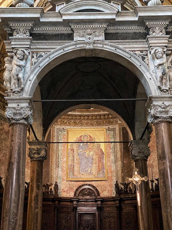 Santa Maria in Trastevere 2